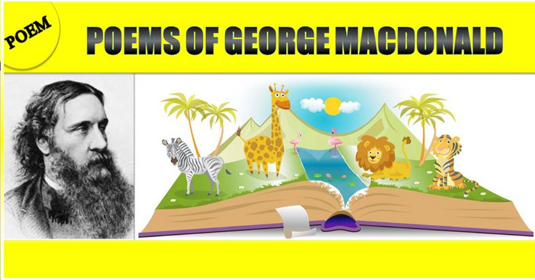 POEMS OF GEORGE MACDONALD for children