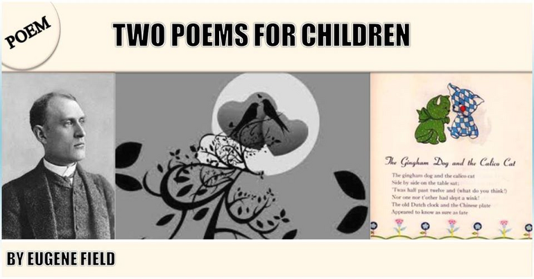 TWO POEMS FOR CHILDREN