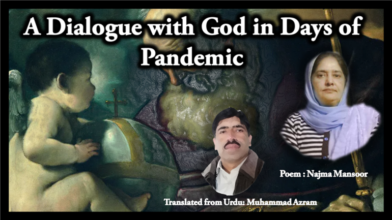 A Dialogue with God in Days of Pandemic