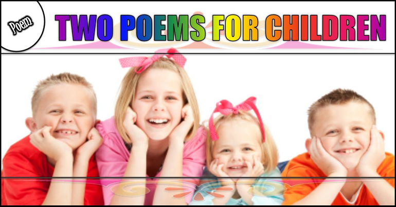 TWO POEMS FOR CHILDREN(2)
